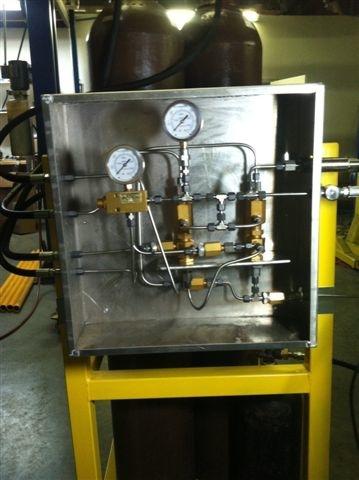 CNG Storage Tanks | Natural Gas Compressors | RLD CNG